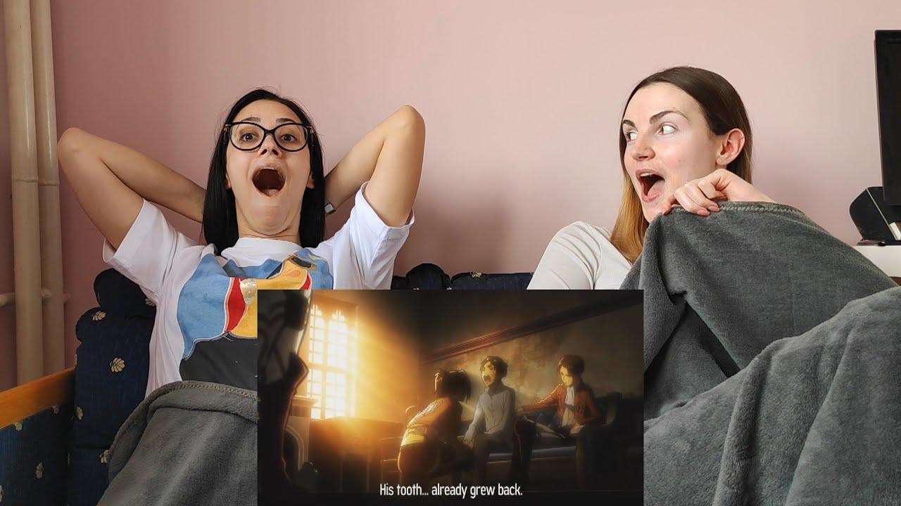 Attack on Titan 1x14 Reaction