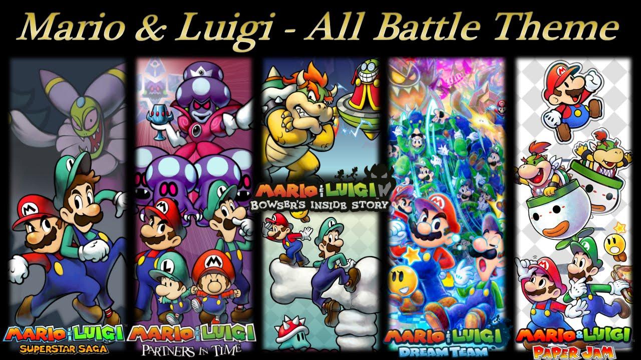 3d Centipede Wallpaper Mario Amp Luigi Ost All Battle Theme Paper Jam Youtube