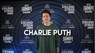"Charlie Puth: ""How Long"" Is Part Two Of ""Attention"""