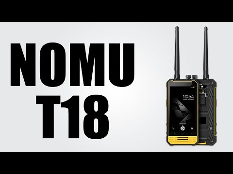 NOMU T18 - 4.7 Inch / Android 7.0 / 3GB RAM + 32GB ROM / 2.0MP Front Camera + 8.0MP Back Camera