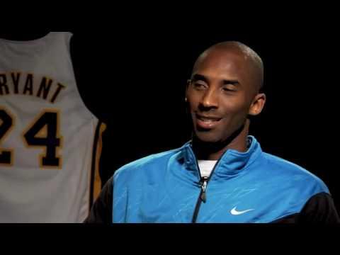 Kobe Bryant Interview