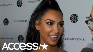 Kim Kardashian Gushes About Cher & Talks North West's Interest In Being A YouTuber
