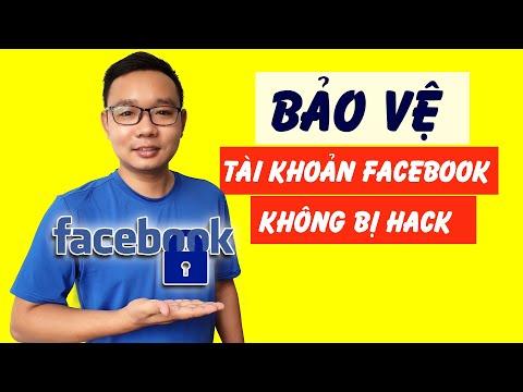 làm sao để không bị hack nick facebook - Bảo mật nick Facebook như nào để không bị hack nick?