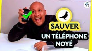 Téléphone tombé à l'eau, que faire ? (Oups) - #ONPDP