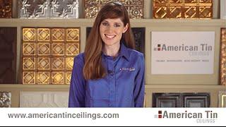 Tin Ceiling Installation Methods
