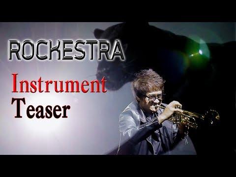 Rockestra Instrument Teaser 2018