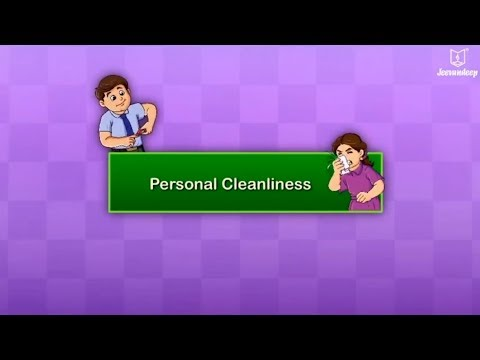 Personal Cleanliness For Kids | Periwinkle