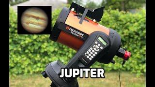 Jupiter Through 8 inch Telesco…