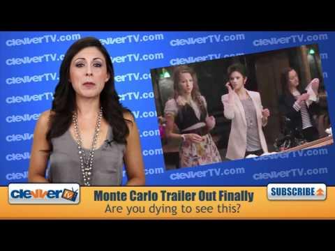 'Monte Carlo' Trailer Shows Off Selena Gomez's British Accent!