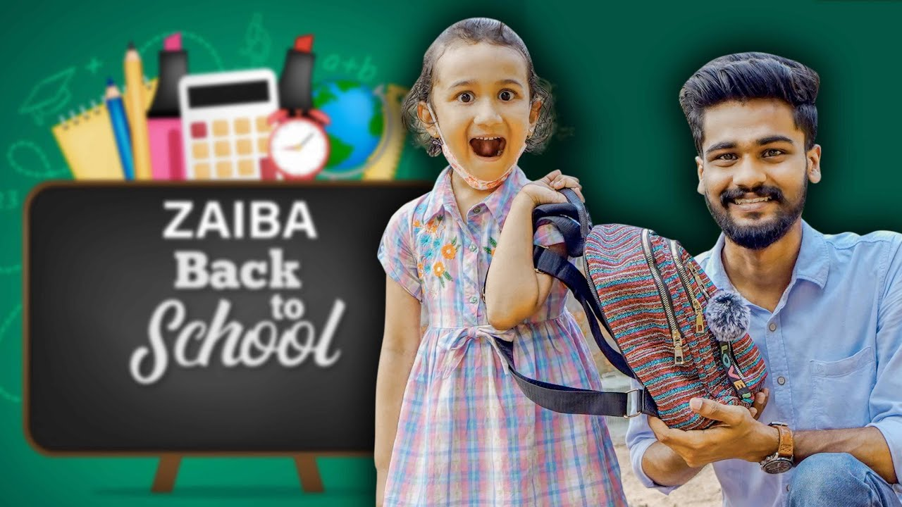 ZAIBA SCHOOL ലേക്ക്👨🏫 // le rashi-23