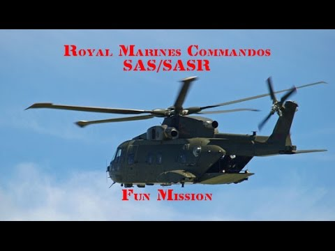 Royal Marines Commando Mission