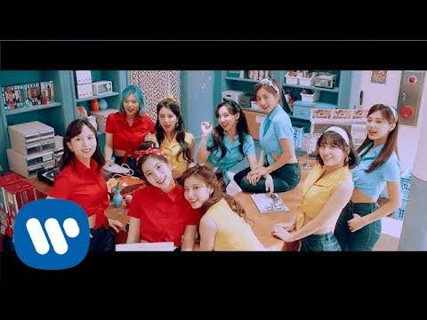 TWICE「I WANT YOU BACK」Music Video