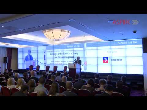 Yves Mersch: Challenges for the European economy and the European project