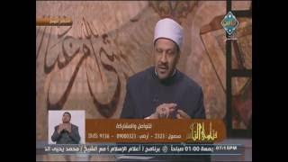 هذا ما فعله عمر بن الخطاب أيام المجاعة!!