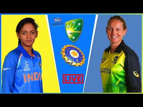 AUS Vs IND WOMAN'S LIVE CRICKET || T20 CRICKET || Live Scores And Commentary || CRICKET 2020