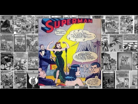 """Superman: Worlds Finest Comics vol 1 #16, """"Music For The Masses"""""""
