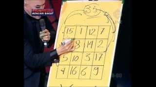 INDONESIA MENCARI BAKAT - DEDDY CORBUZIER DAN No 35
