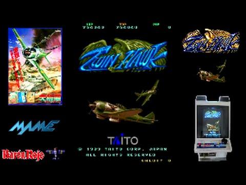 Twin Hawk - Arcade - 1 Loop Clear ( No Helper Pattern) - 1CC