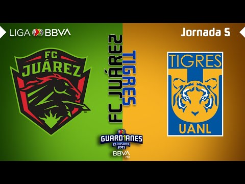 Juarez U.A.N.L. Tigres Goals And Highlights