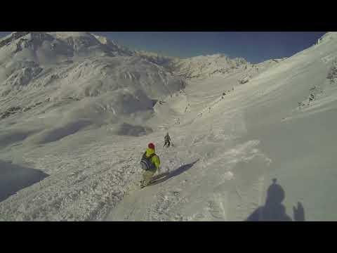 Peugeot ed una sfida nella neve del monte zoncolan - motor news n° 8 (2012)
