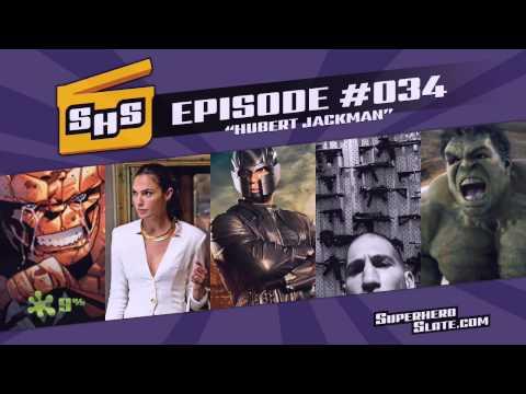 Superhero Slate 034 - Hubert Jackman