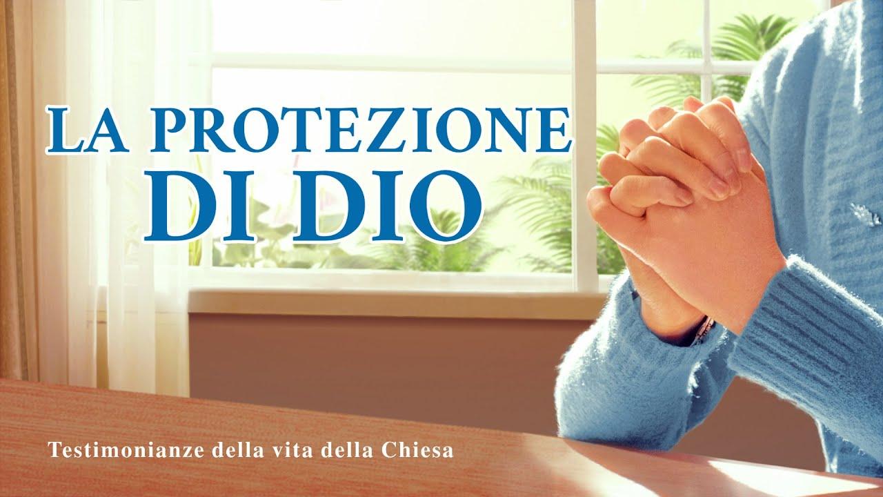 Testimonianze della vita della Chiesa - La protezione di Dio