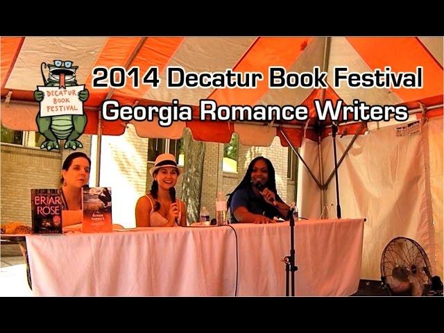 2014 Decatur Book Festival: GRW Panel
