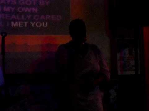 Alone by Heart (Karaoke Live)...Bullseye in Lee's Summit, MO