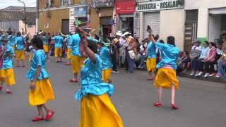 Colectivo Coreográfico Sucre - Carnaval Multicolor de la Frontera, Ipiales 2015