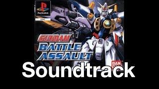 Gundam Battle Assault Complete Soundtrack OST - Playstation