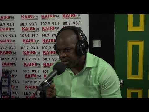 PM Roosevelt Skerrit & Hon. Joseph Isaac Live On Kairi FM Heng