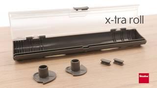 Produktvideo zu Metaltex Folienschneider X-tra Roll Grün