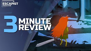 Mable & The Wood | Review in 3 Minutes (Video Game Video Review)