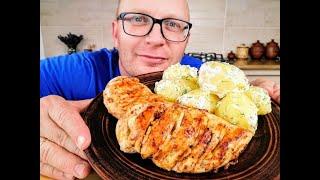 Очень вкусный и ароматный рецепт Картошка с мясом по фински