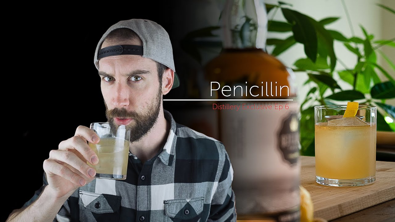 Shelter Point Distillery Penicillin Cocktail - Distillery Exclusive Ep 06