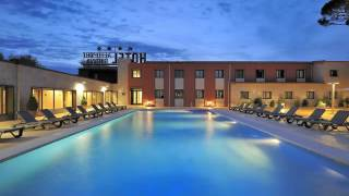 Salles Hotel Aeroport de Girona - Hotel in Riudellots de la Selva, Spain(FR: L'établissement Salles Hotel Aeroport de Girona dispose d'un service de navette gratuit vers l'aéroport de Gérone-Costa Brava, situé à 800 mètres., 2016-12-28T09:12:27.000Z)