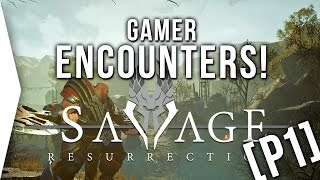Savage Resurrection [P1] ► 30 Minutes of Unit Action RPG Gameplay - [Gamer Encounters!]