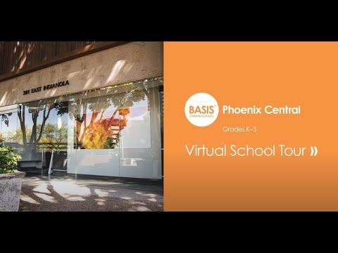 BASIS Phoenix Central - Virtual School Tour