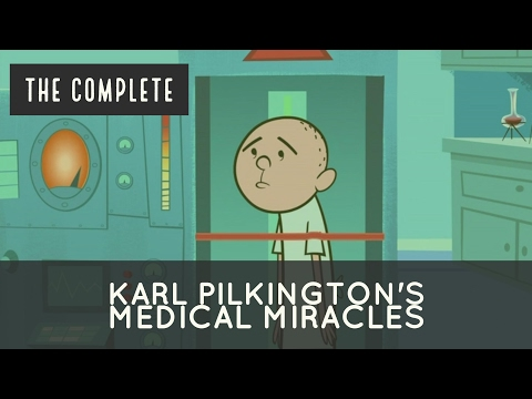 The Complete Karl Pilkington's Medical Miracles (A compilation with Ricky Gervais & Steve Merchant)