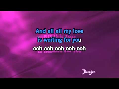 Karaoke, All This Love - DeBarge