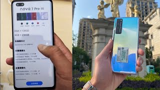 Huawei Nova 7 Pro 5G Hands On First Look - Nova 7 Pro, 7SE, 7 Best 5G Smartphone