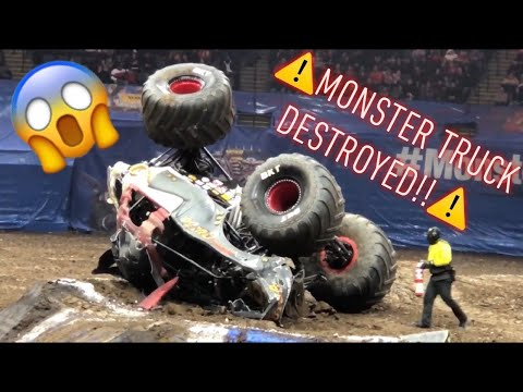 Nassau Coliseum Highlights | Monster Jam 2020