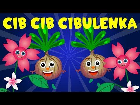 Písničky pro děti a nejmenší | Cib cib cibulenka  + 19 min.