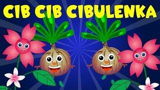 Písničky pro děti a nejmenší   Cib cib cibulenka  + 19 min.