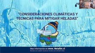 Actualización en el control de heladas 2021 - Fernando Santibañez