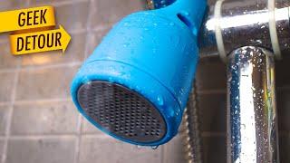 Polk BOOM Swimmer: Best Waterproof Bluetooth Speaker; Review & Shower Speaker Test