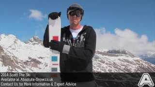 2013 / 2014  Scott The Ski  Video Review