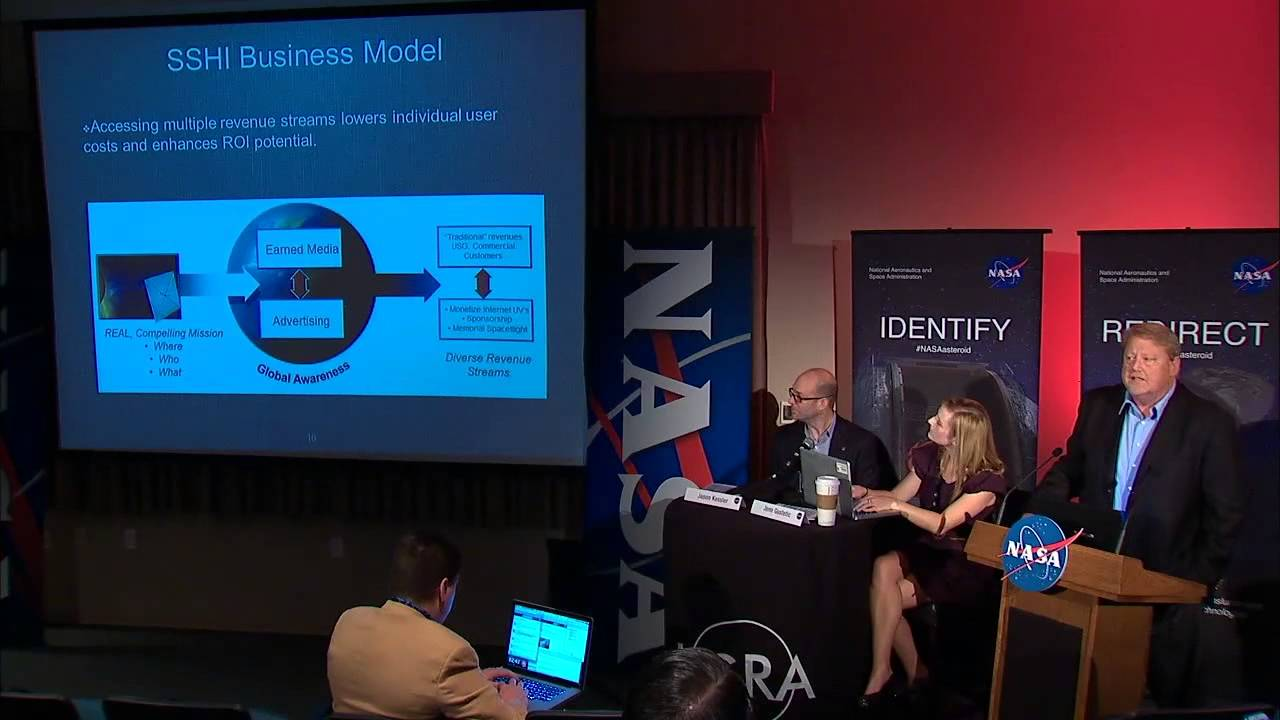 Asteroid Initiative Workshop   Partnerships and Participatory Engagement Part 1