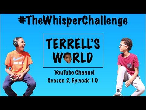 Your Best Friend TJ WhisperChallenge feat. My Best Friend Tyree!!! Season 2, Episode 10