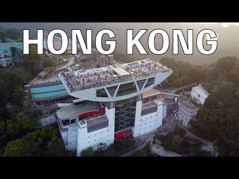 Drone Video - Hong Kong in 4K (DJI Mavic Pro)